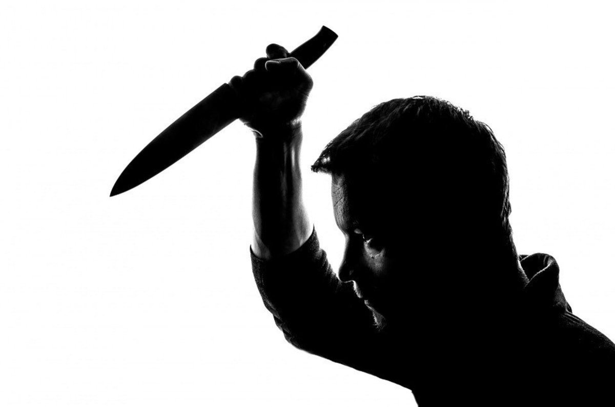 Man Stabs Himself, Lies And Says It Was Antifa (Photos) Promo Image
