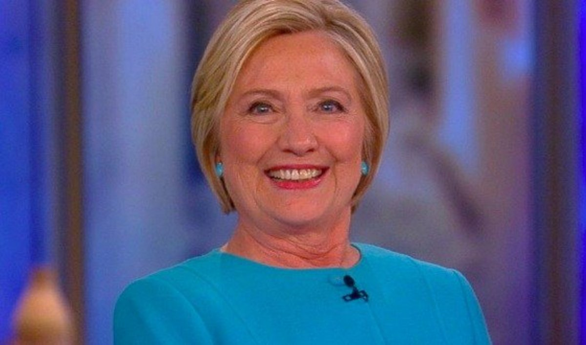 Big News: Hillary Clinton Could Still Become President Promo Image