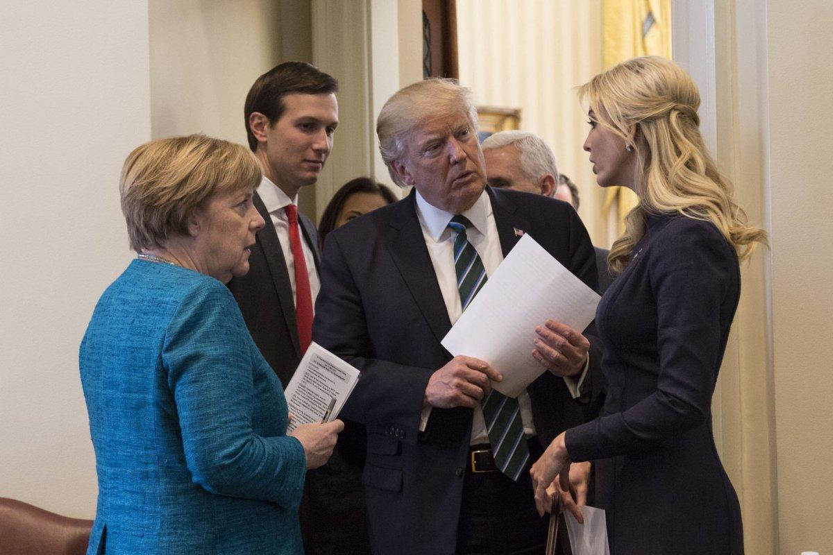 Jared Kushner And Ivanka Trump Used Third Private Email Promo Image