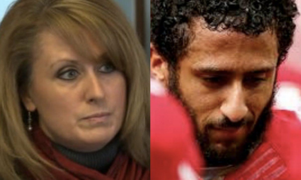 Colin Kaepernick's Mom Offers Shocking Response To Her Son's National Anthem Protest Promo Image