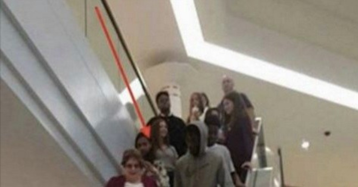 Mom Looks For Grandma, Then Notices What Teen Next To Her Is Doing Promo Image