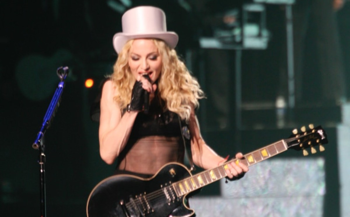 Judge Stops Auction Of Madonna's Used Panties Promo Image