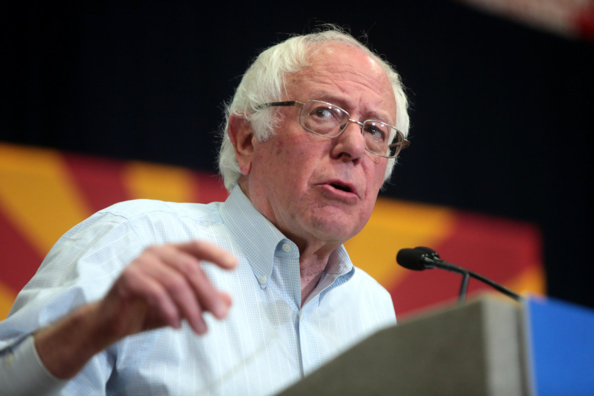 Sanders: Democratic Party Is Still Too Conservative Promo Image