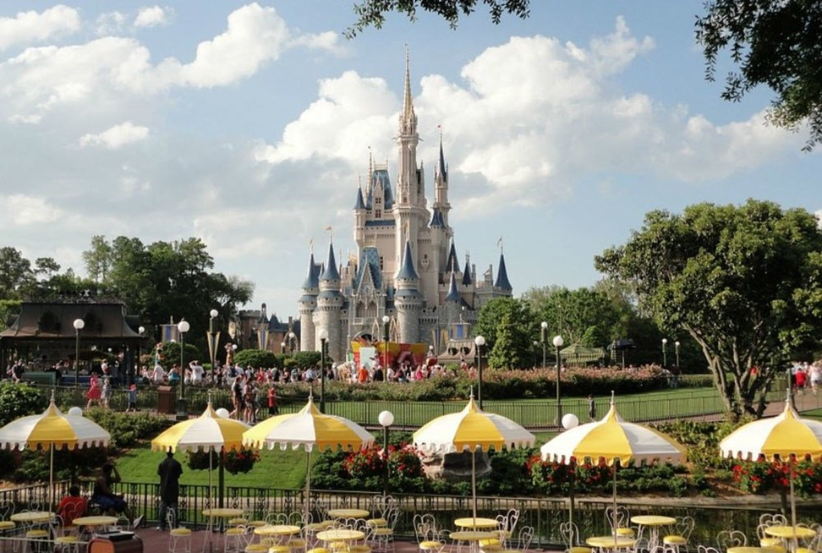 Animatronic Donald Trump Debuts At Disney World (Photos) Promo Image