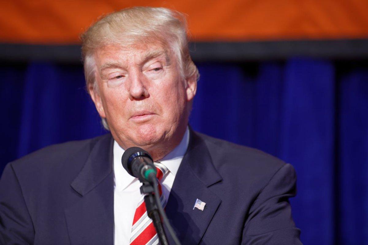 Trump: 'I Really Believe' Putin On Election Meddling Promo Image