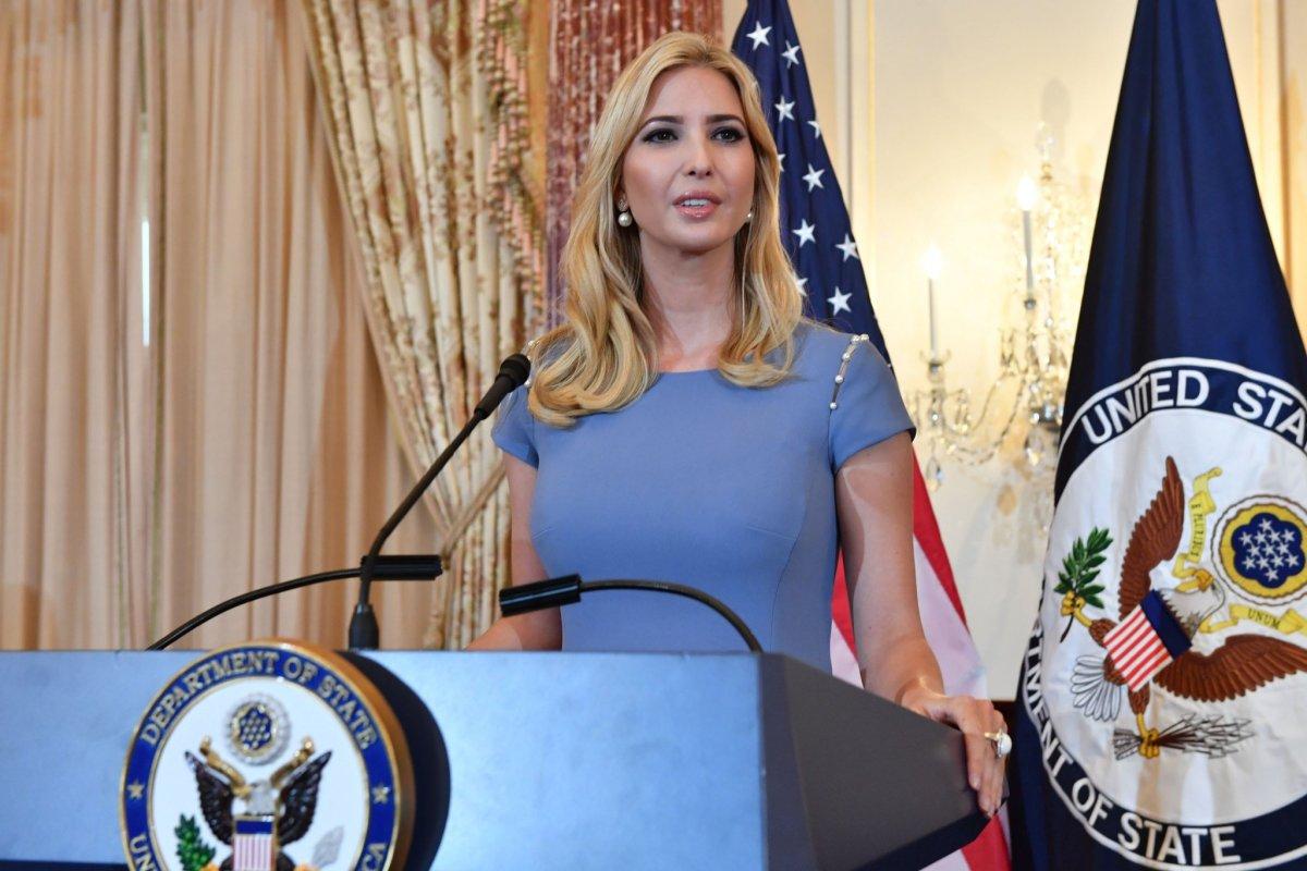 Ivanka Trump and Chelsea Clinton Defend Malia Obama Promo Image