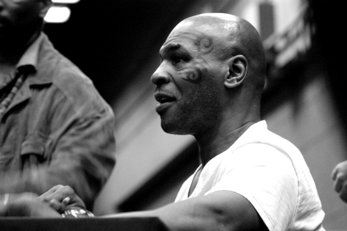 Mike Tyson 'Snatched Off Street' And Molested As Kid (Photos) Promo Image