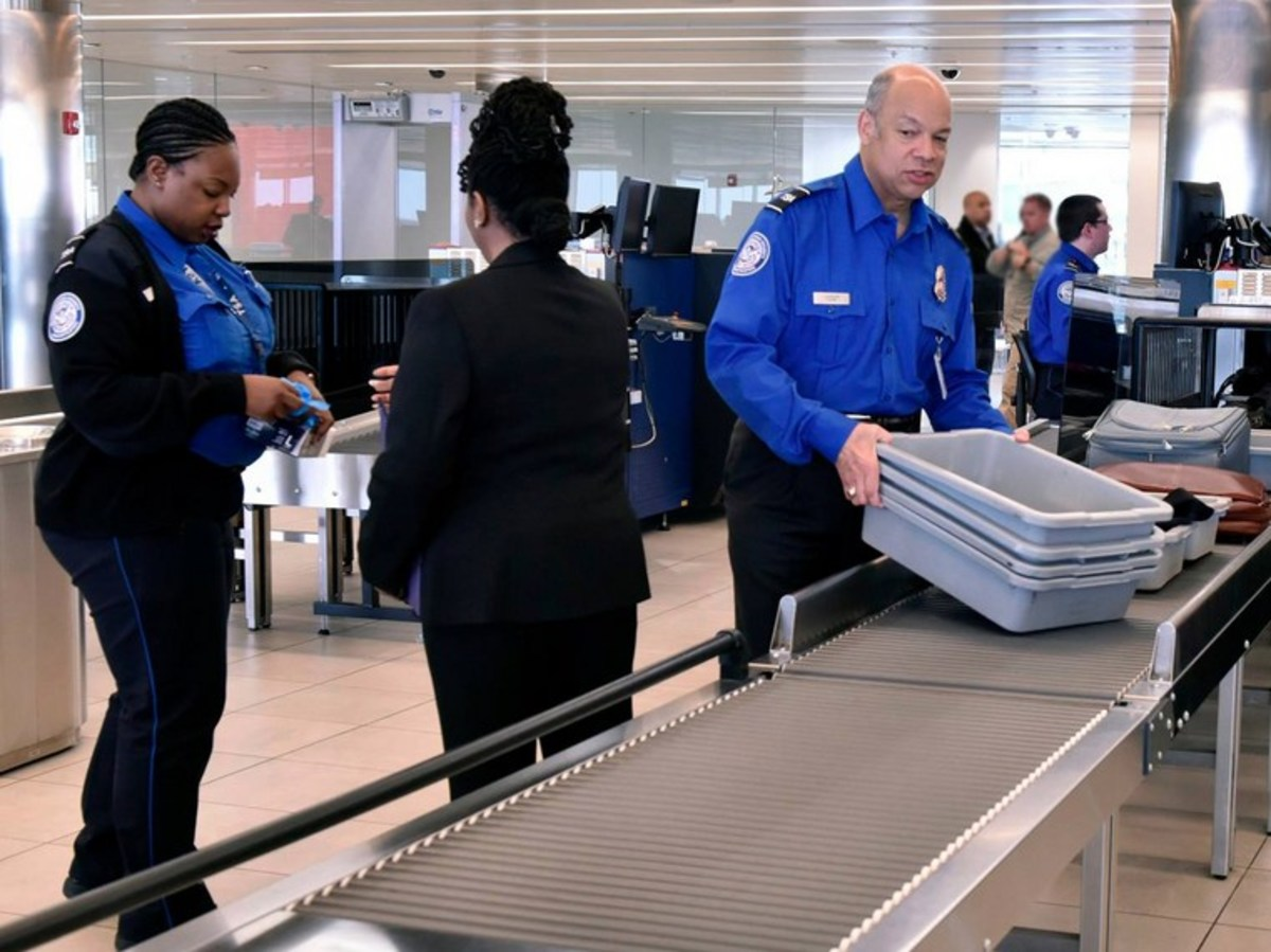 Female TSA Agent Mistakes IUD For IED Bomb Promo Image