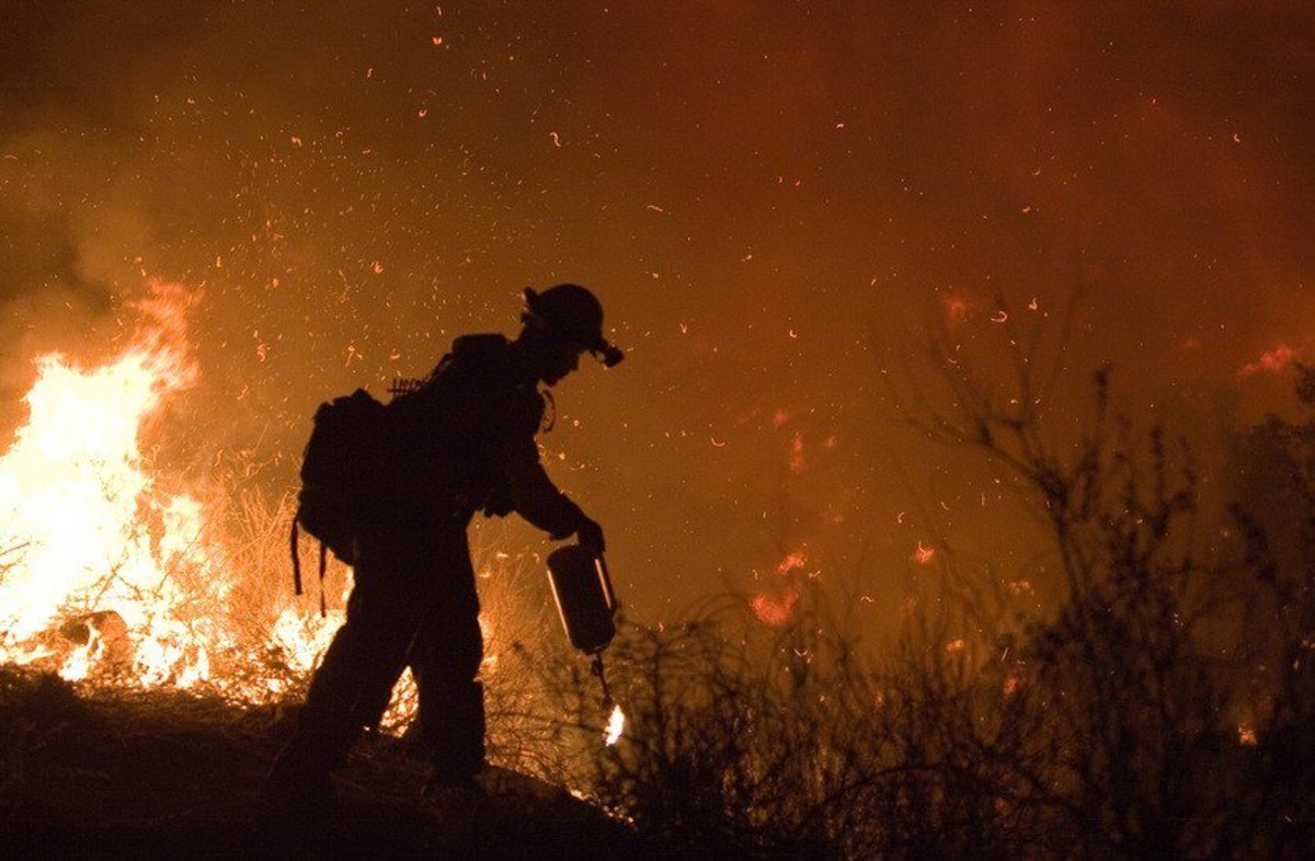 California Wildfire's Death Toll Reaches 21 Promo Image