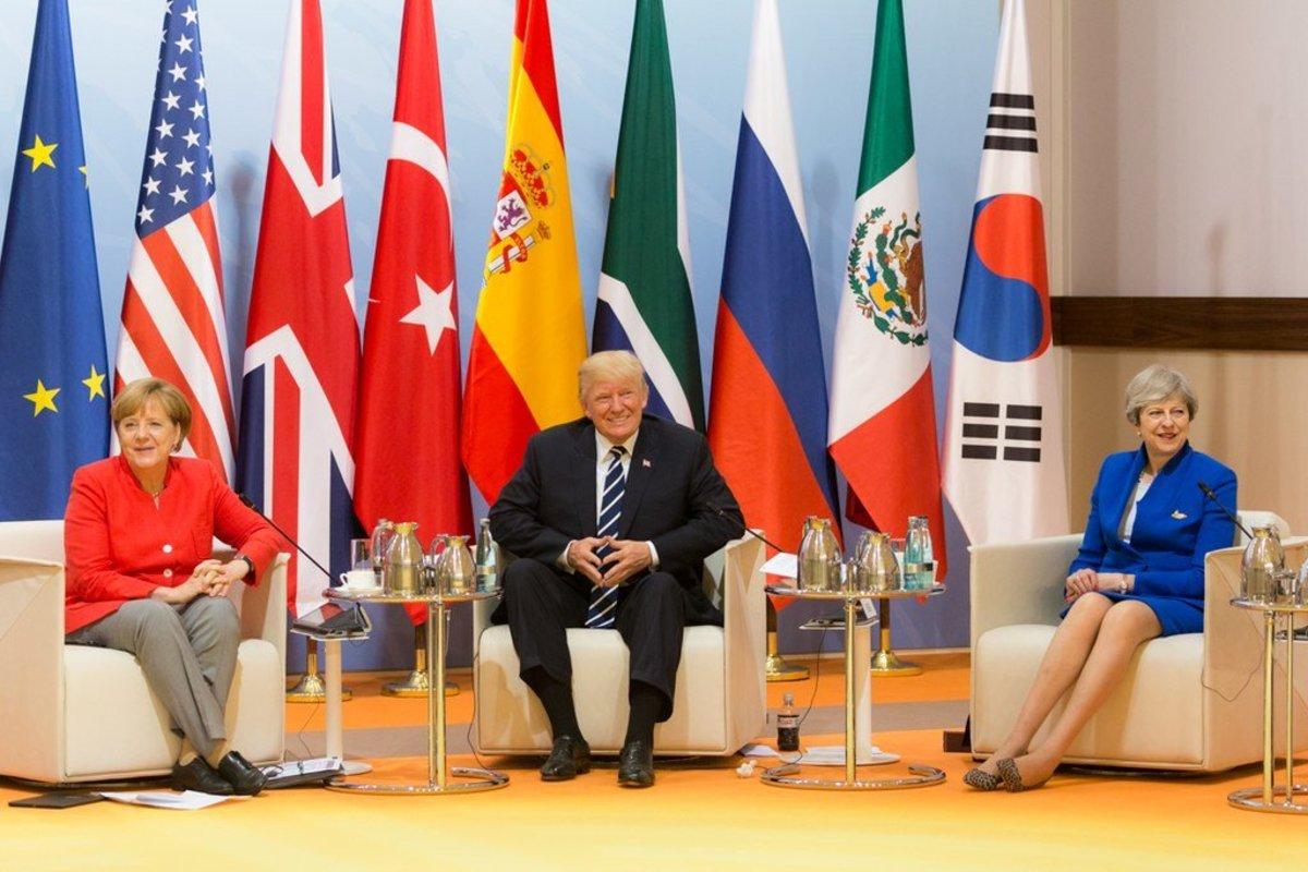 European Diplomats Critical Of Trump Promo Image