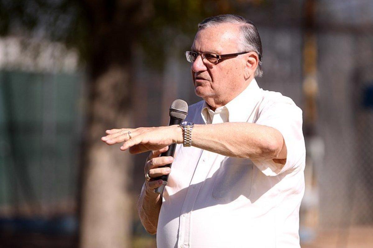 Trump Defends Arpaio Pardon Promo Image