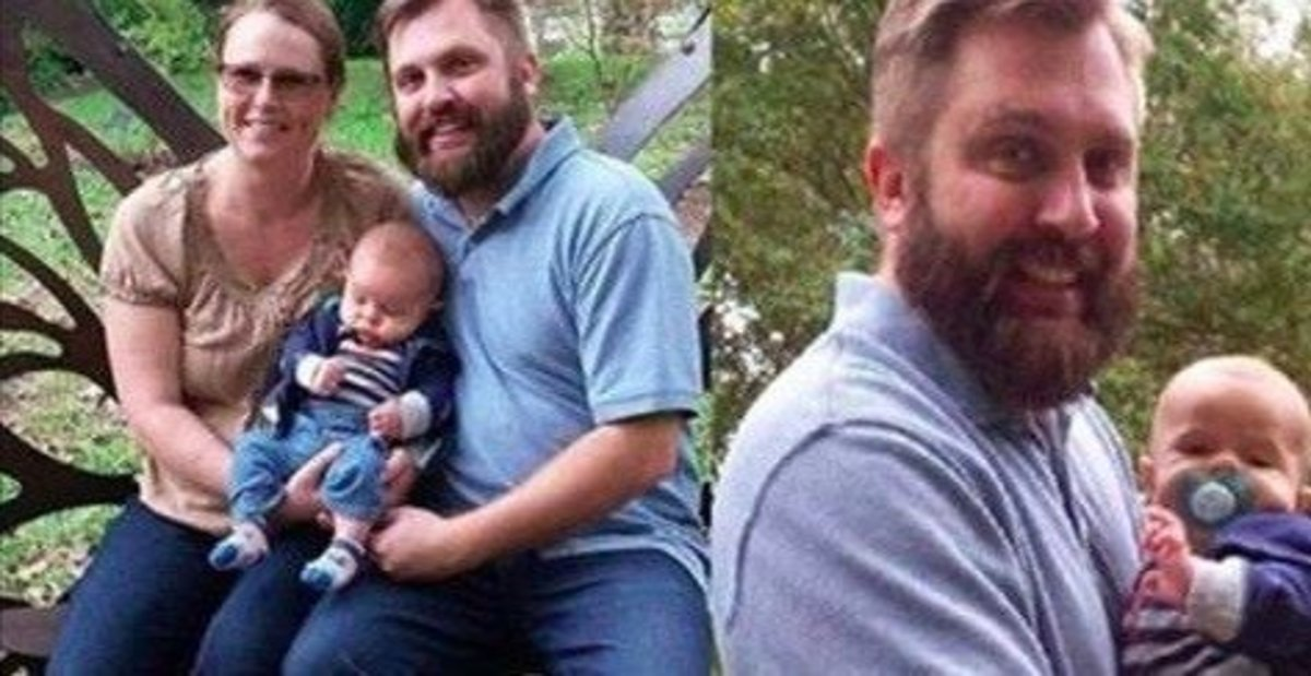 Dad Comes Home To Find Baby And Wife Dead, Baby Son's Throat Slit Open Promo Image