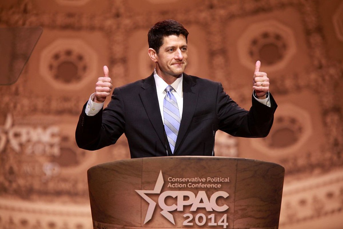 Report Suggests Ryan Will Retire As Speaker Promo Image