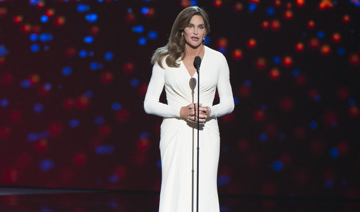 Activist Confronts Caitlyn Jenner For Trump Support (Video) Promo Image