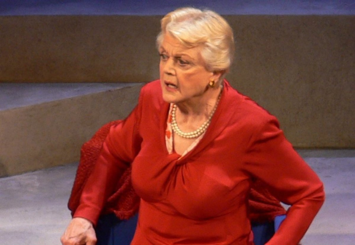 Angela Lansbury Says Women 'Must Sometimes Take Blame' Promo Image