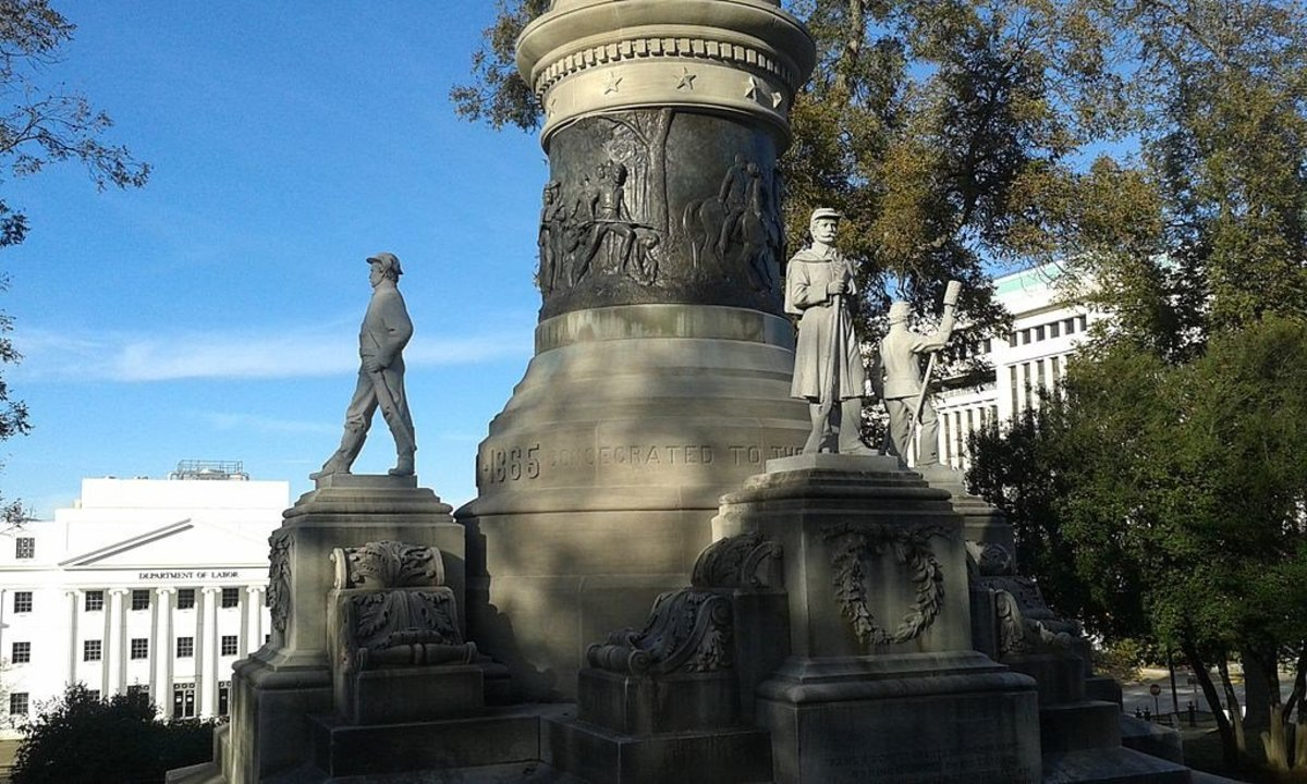 New Confederate Monument Goes Up In Alabama (Photos) Promo Image