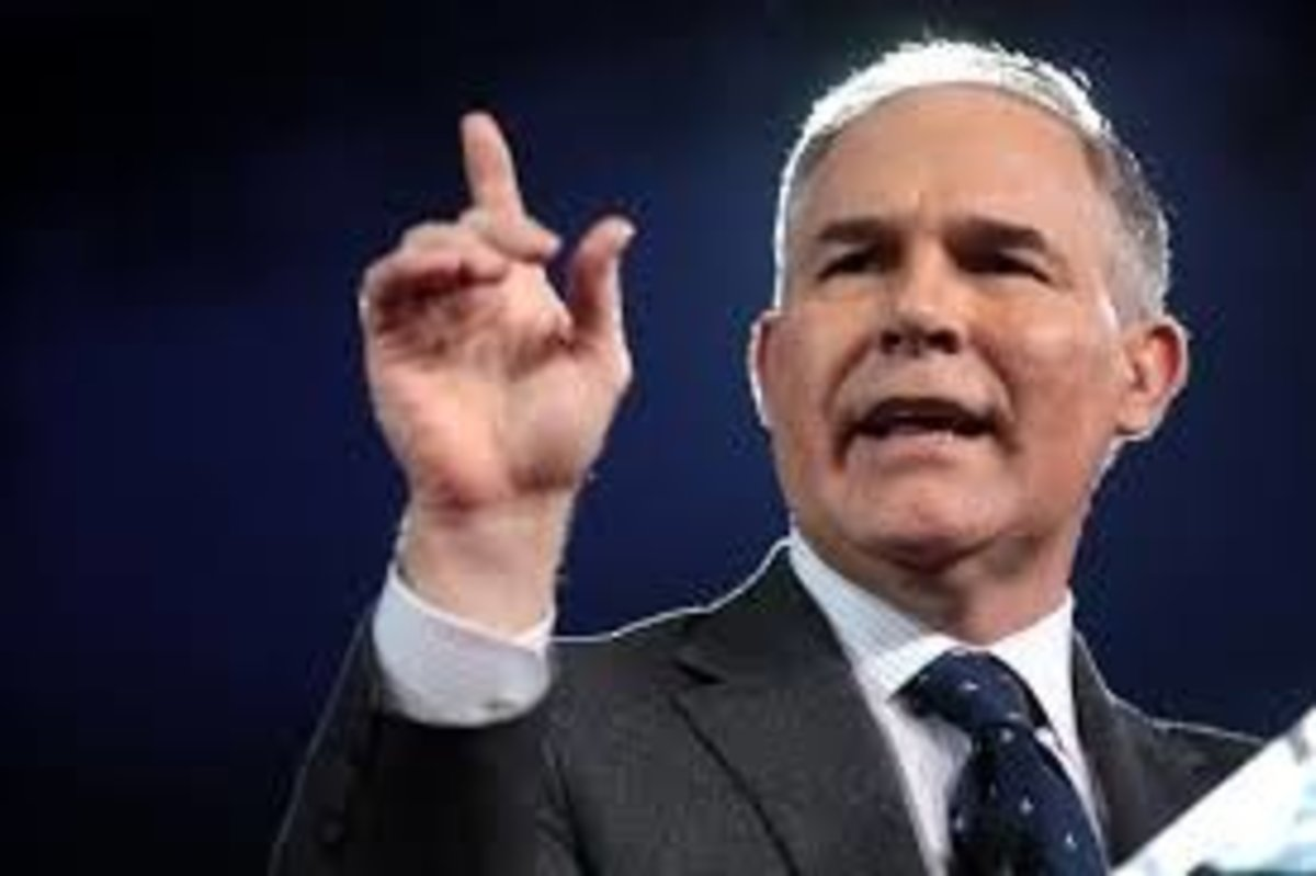 Pruitt Bans Grant Scientists From EPA Advisory Boards Promo Image