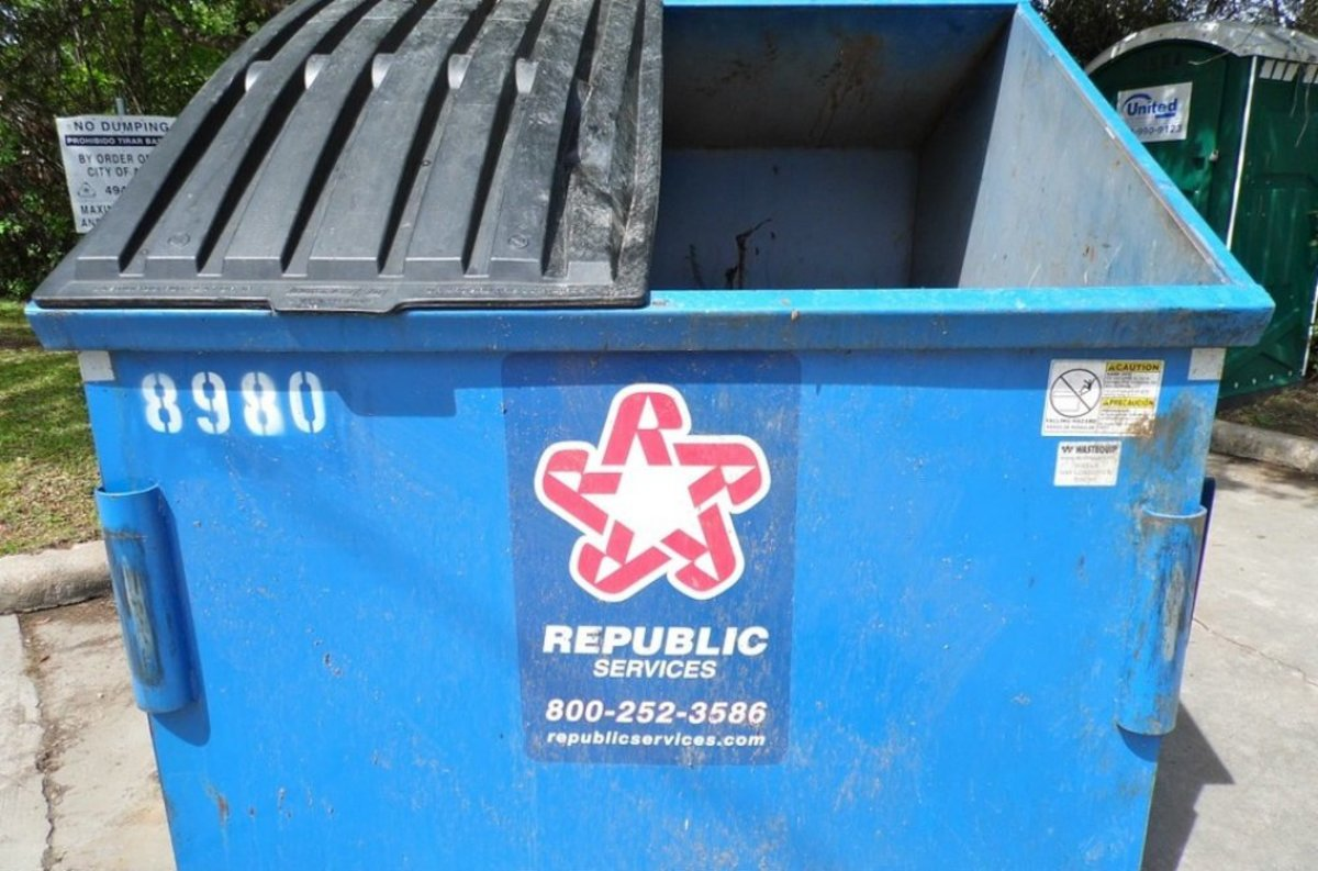Mom Allegedly Hid Dead Daughter In Dumpster Promo Image