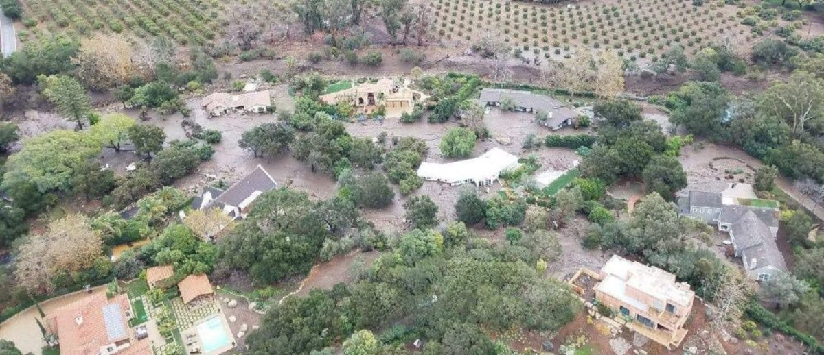 17 Dead In California Mudslides Promo Image