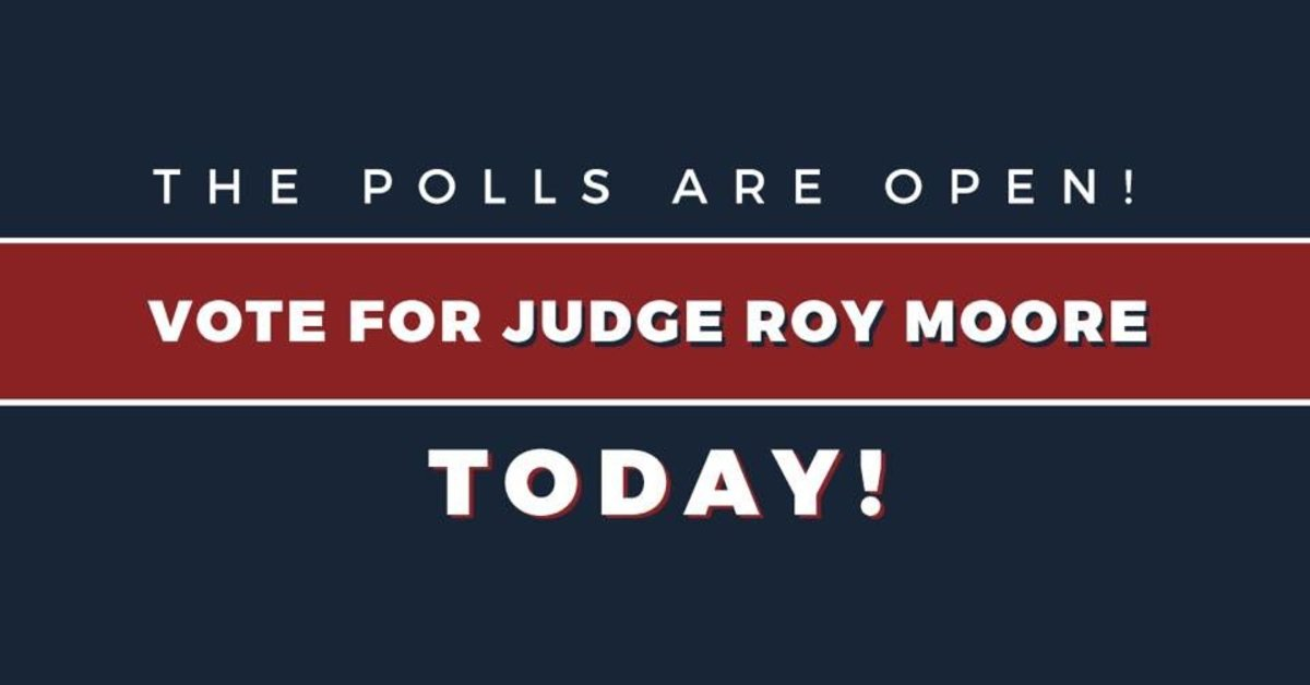 Communications Director For Roy Moore Resigns Promo Image