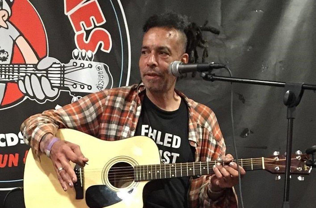 Faith No More Frontman, Chuck Mosley, Passes At 57 Promo Image