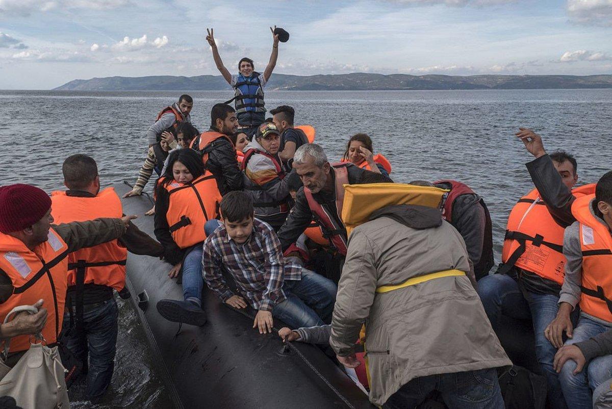 Trump Administration Study: Refugees Help The Economy Promo Image