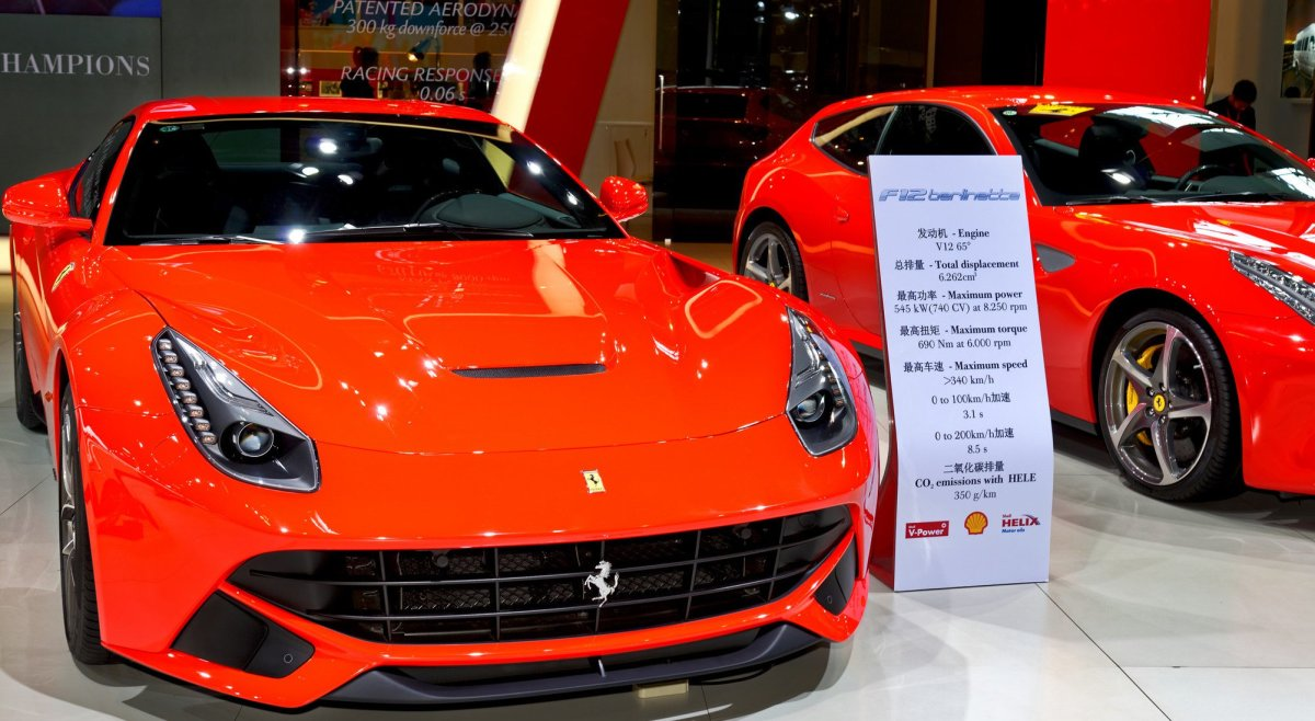 Woman Allegedly Faked Own Death To Buy Luxury Vehicles Promo Image