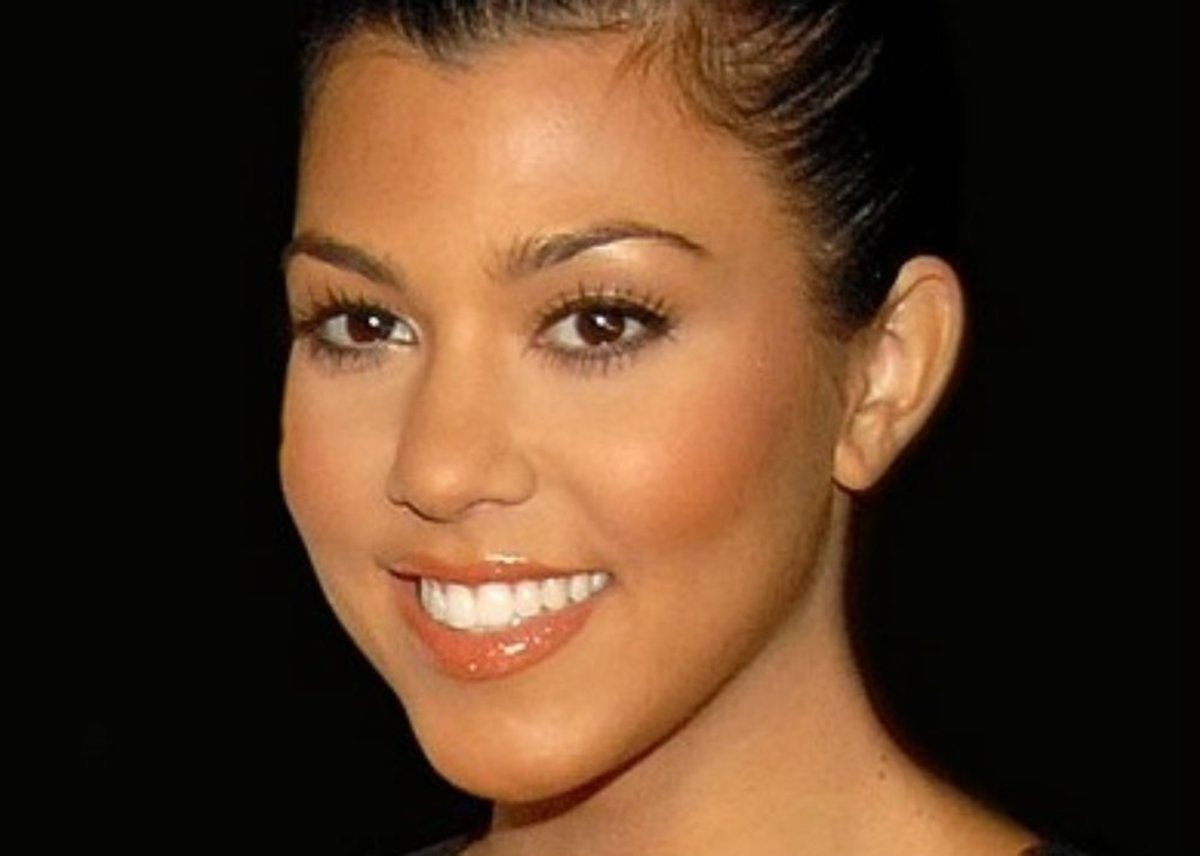 Is Kourtney Kardashian Pregnant? Promo Image