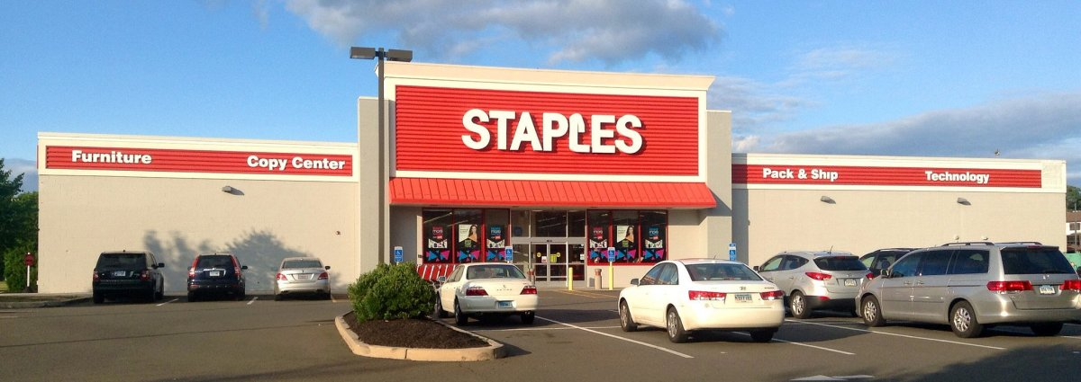 Backlash For Staples Worker Who Wore Blackface Costume (Photo) Promo Image