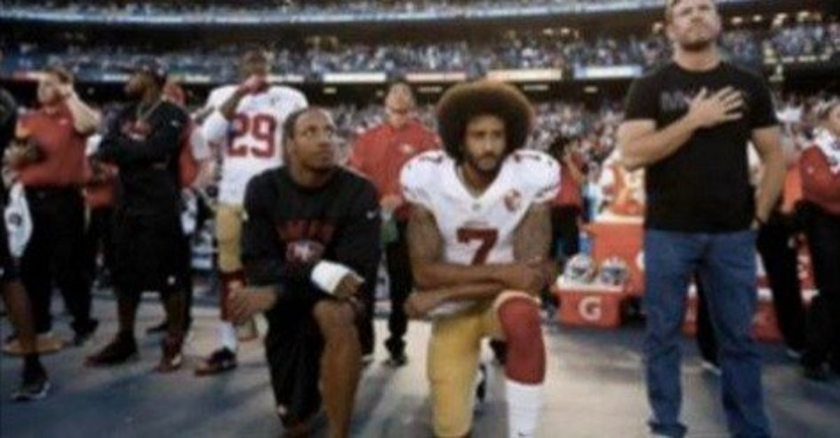 NFL Owner Bans Any Player From Protesting The National Anthem Promo Image