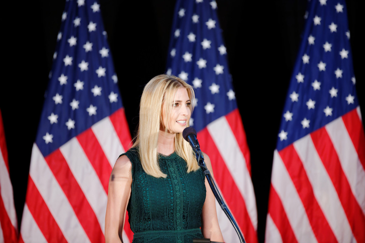 Ivanka Takes Father's Spot At G20, Stirs Controversy Promo Image
