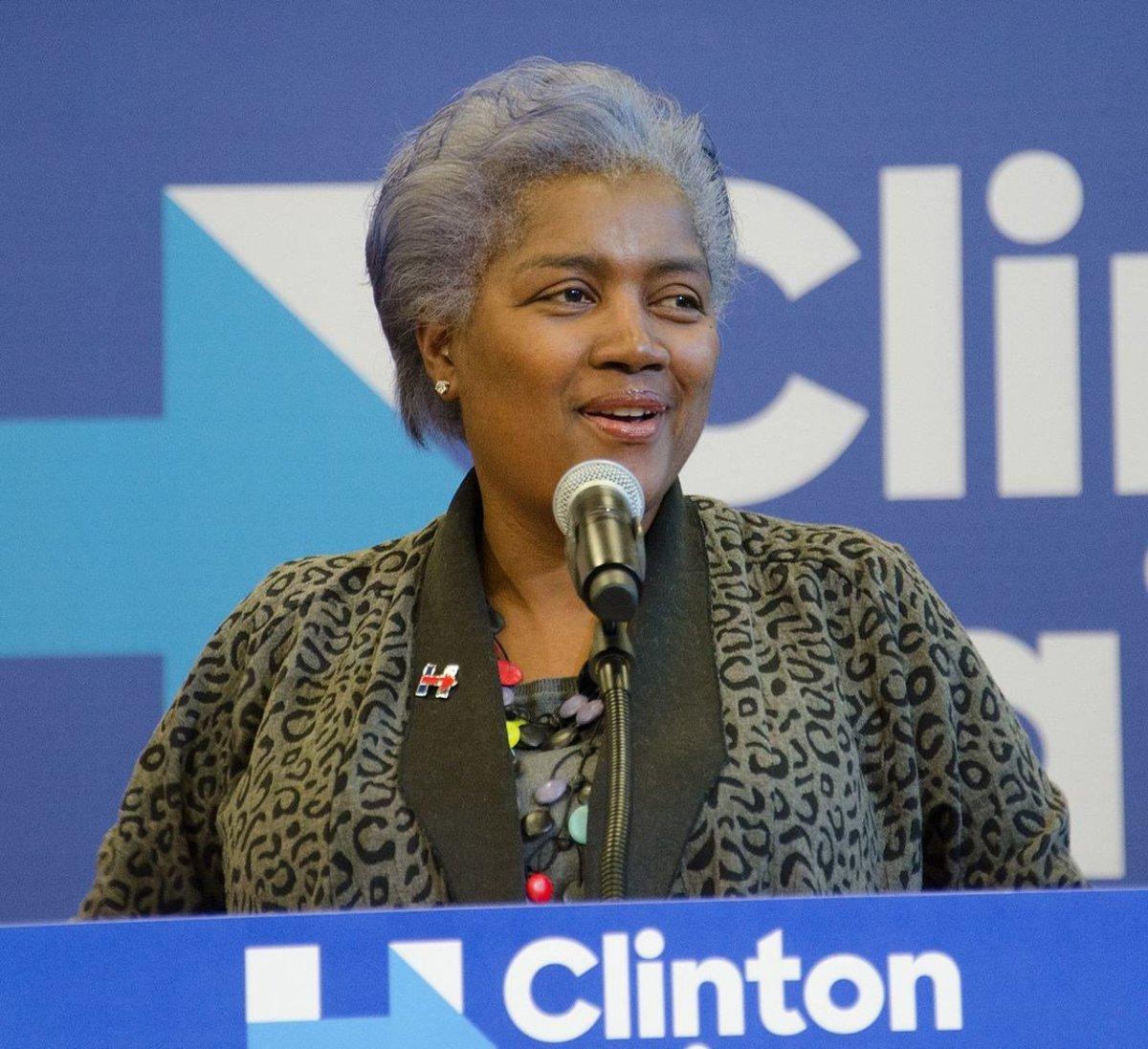 Brazile: Clinton Campaign Was A Cult Promo Image