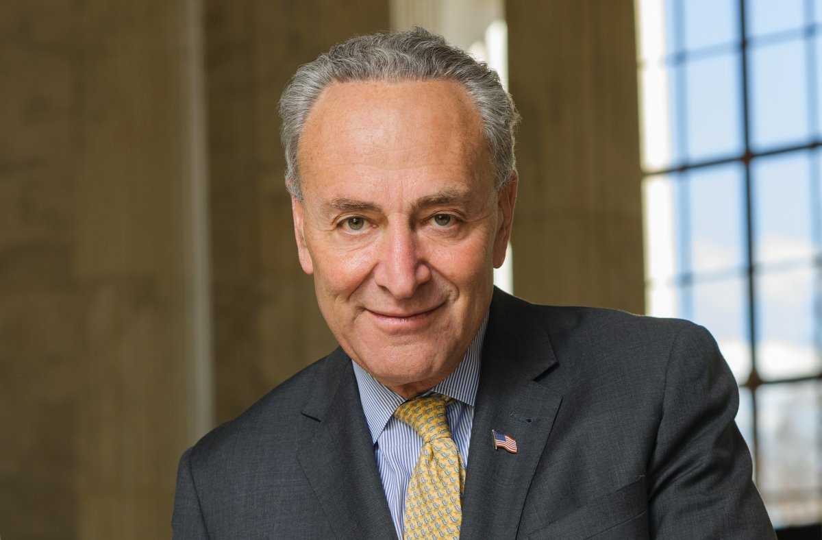 Schumer Defends His Record On Diversity Visa Program Promo Image