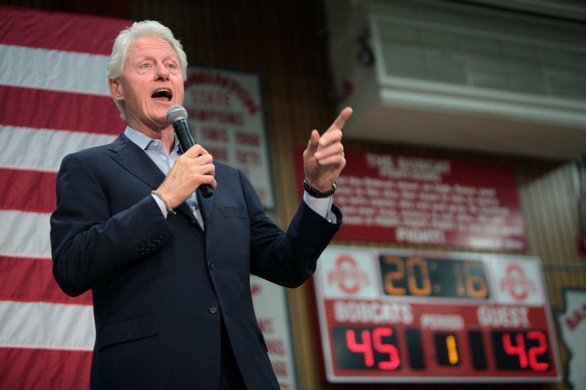Bill Clinton Condemns Trump's DACA Decision Promo Image