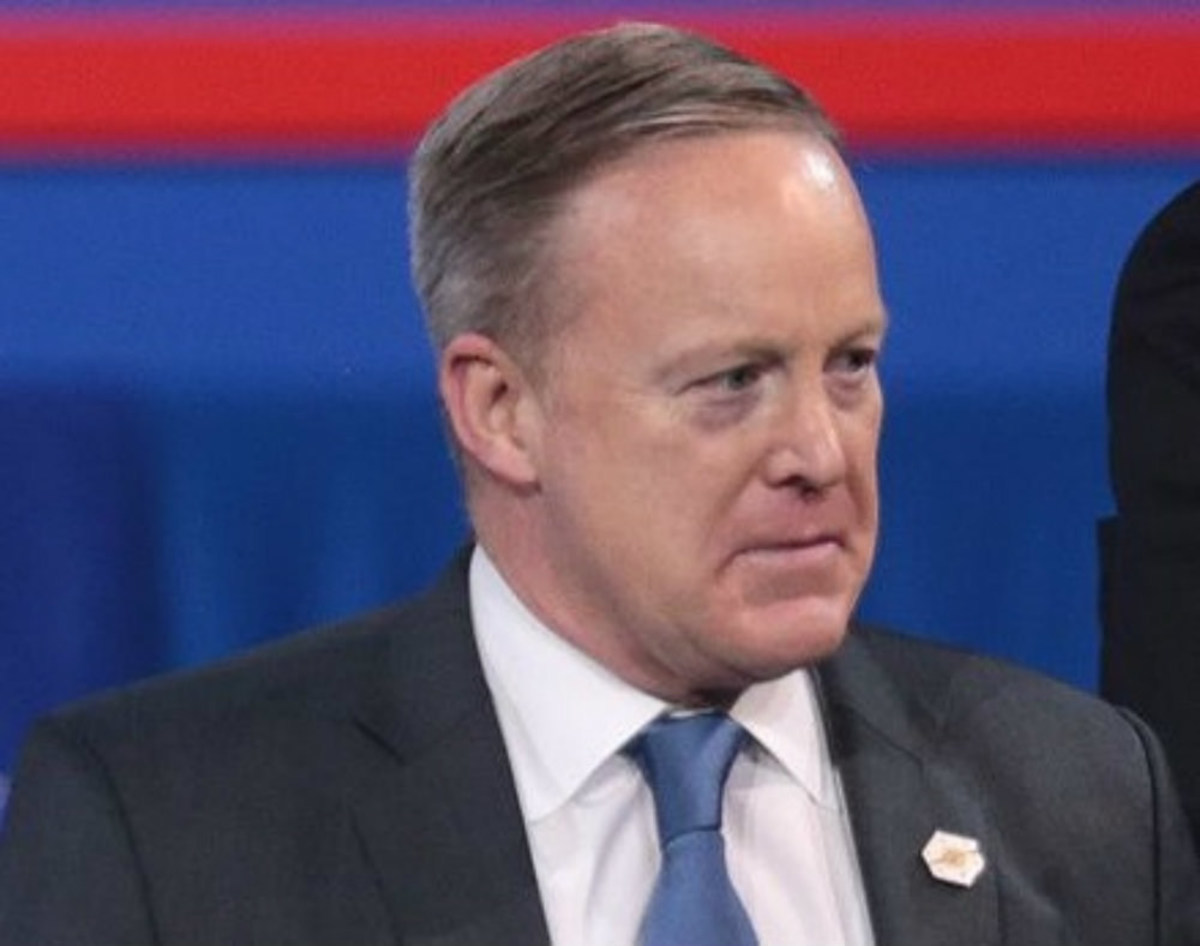 Sean Spicer Tapped For 'Dancing With The Stars?' (Photos) Promo Image