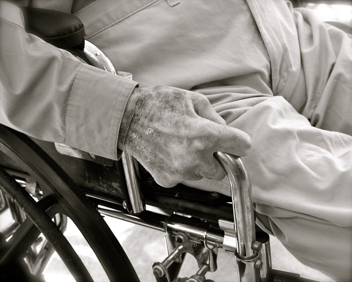 Care Worker Hits 89-Year-Old Dementia Patient 11 Times (Video) Promo Image
