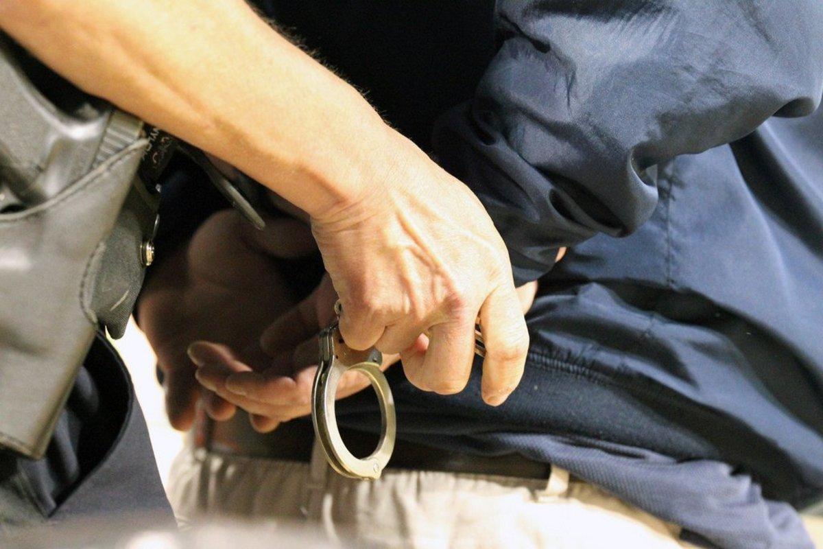 Alabama Police Officer Arrested For Menacing Promo Image