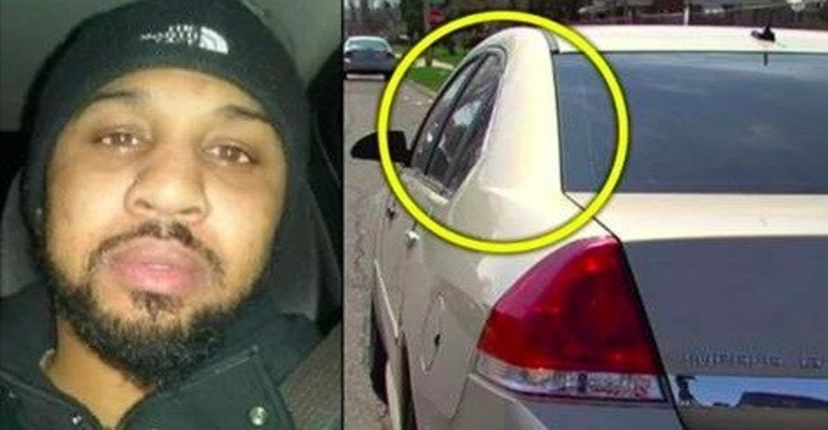 Black Man Becomes Nervous About How Cop Acts During Ticket, Then He Says To Follow Him Promo Image