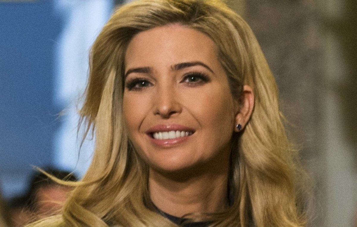Parents Pull Kids From School When Ivanka Shows Up (Photos) Promo Image