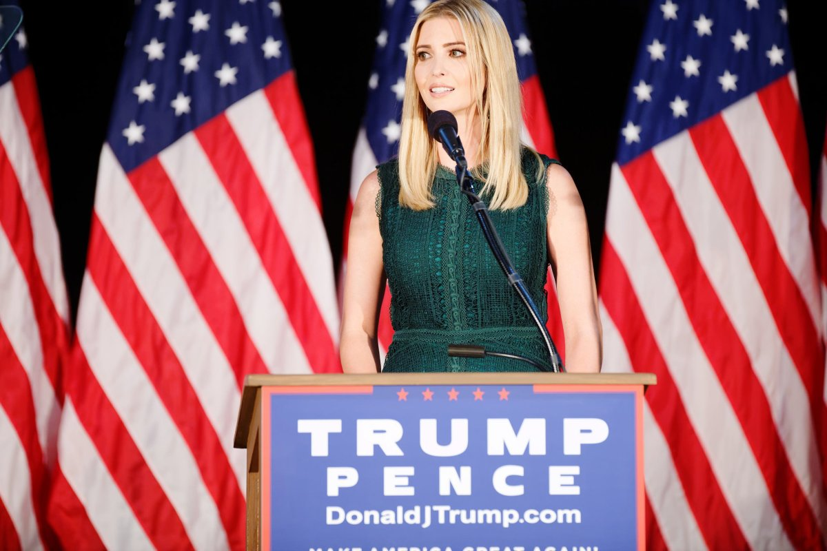 Ivanka Trump Accused Of Cultural Appropriation (Photos) Promo Image