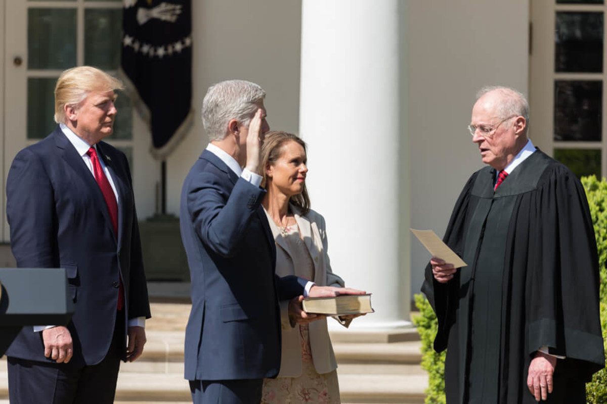 Supreme Court Justice Kennedy To Retire In 2018 Promo Image