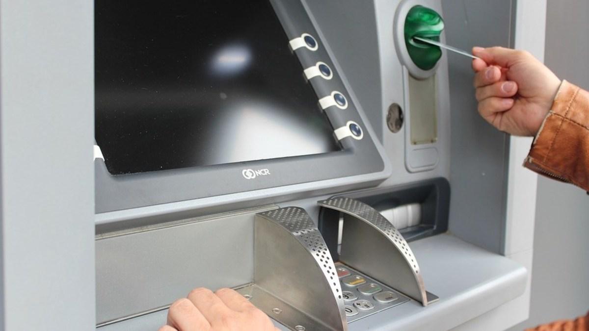 Man Gets Stuck Inside ATM, Slips SOS Through Machine (Photos) Promo Image
