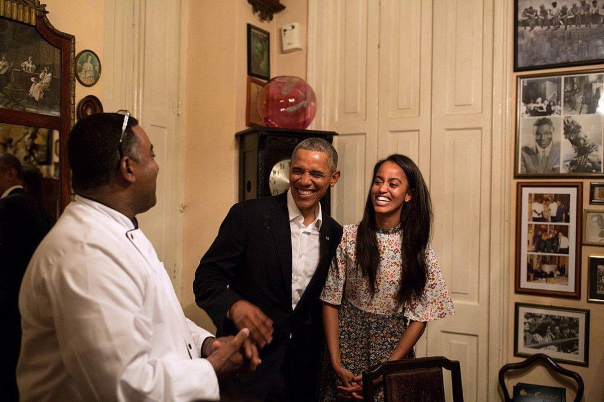 Malia Obama's 'Boyfriend' Revealed Promo Image