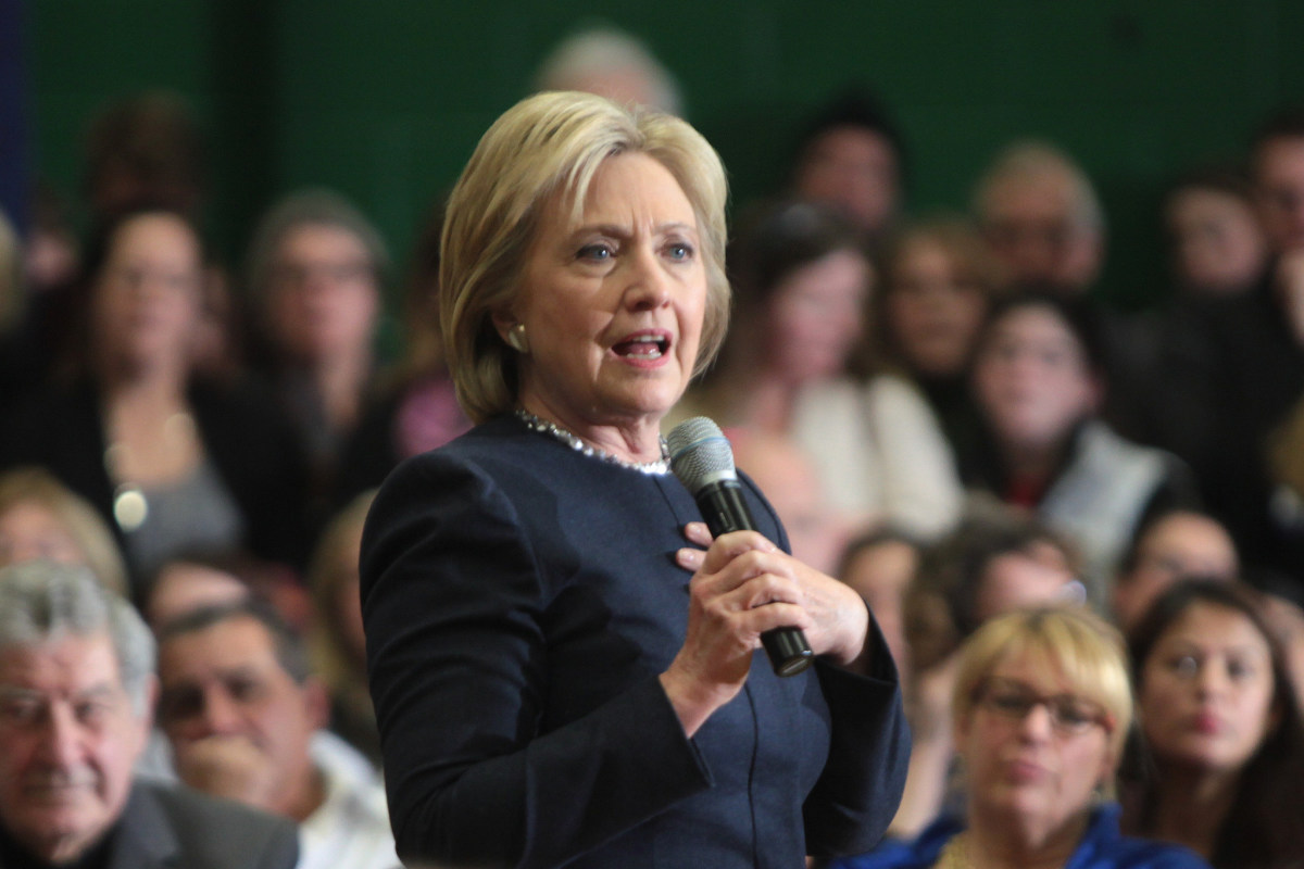 GOP Seeks To Open Investigation Into Hillary Clinton Promo Image