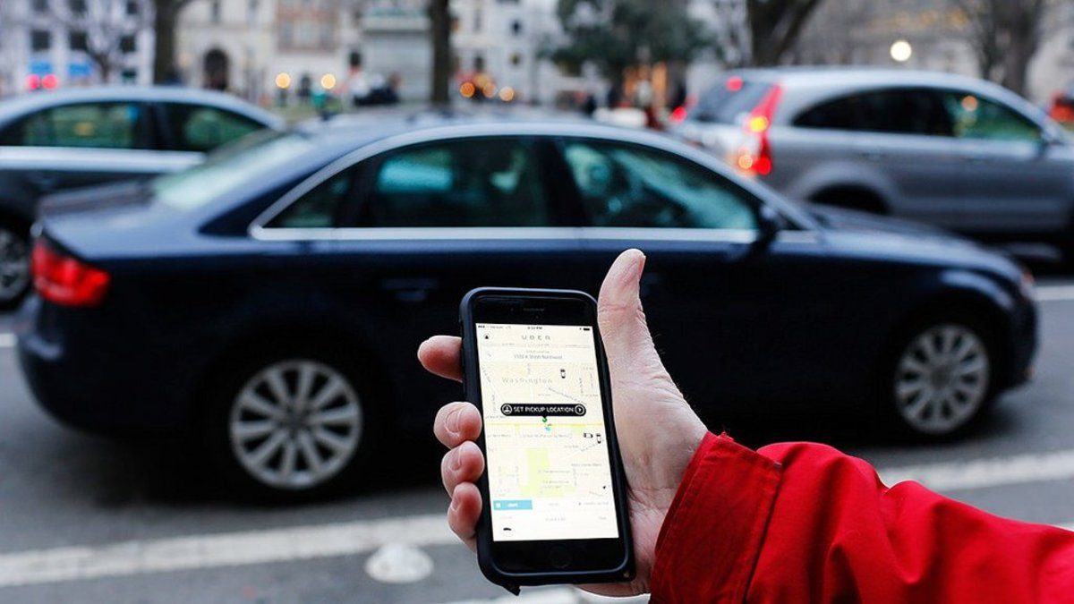 Uber Driver Arrested For Rape And Robbery Promo Image