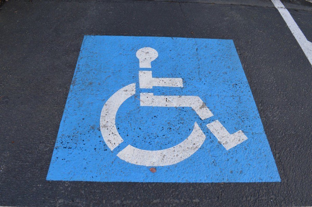 Cancer Patient Shamed For Using Handicapped Parking (Photos) Promo Image