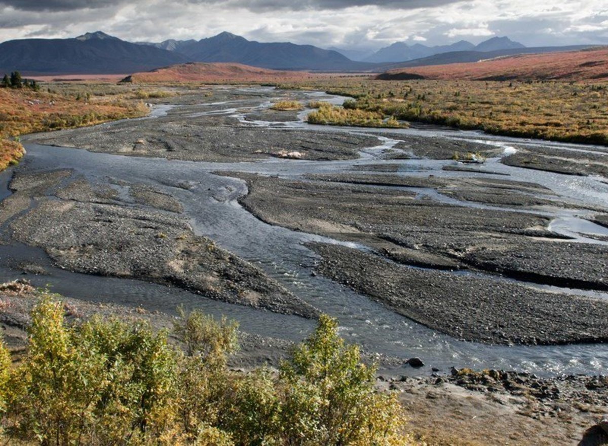 Permafrost Thawing In Alaska May Cause Temperature Rise Promo Image