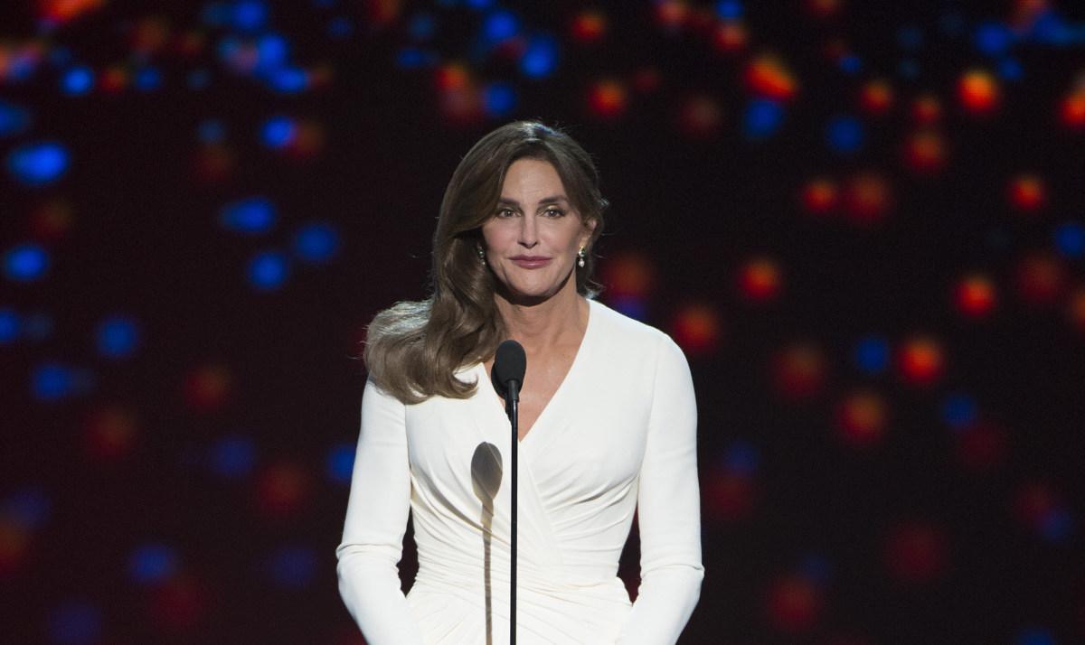 Jenner Asked To Respond To Trump Transgender Ban Promo Image