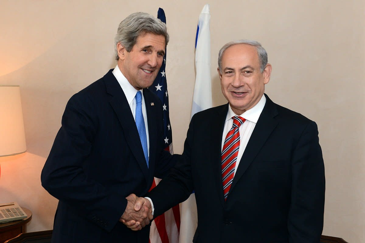 Former Secretary Of State: Israel Doesn't Want Peace Promo Image