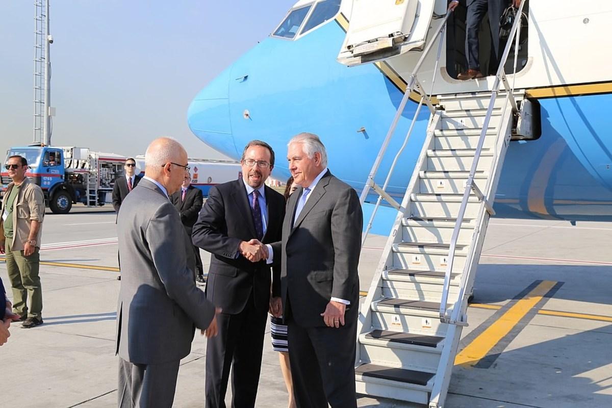 Tillerson: US Is Not North Korea's Enemy Promo Image